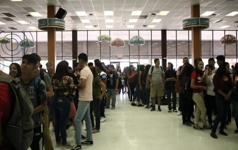 Longer Lunch Means More Than Long Lines For Cafeteria Staff, Custodians