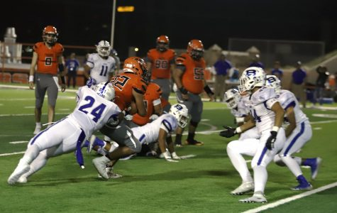 El Paso Running Game Too Much as Bears Fall 31-20 in District Opener