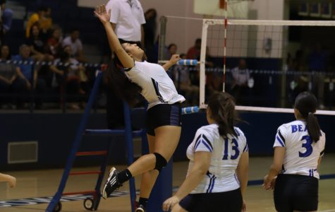 Volleyball falls to Jefferson