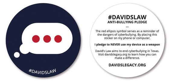 Counselors Hold David' Law Assembly to Heighten Cyberbullying Awareness