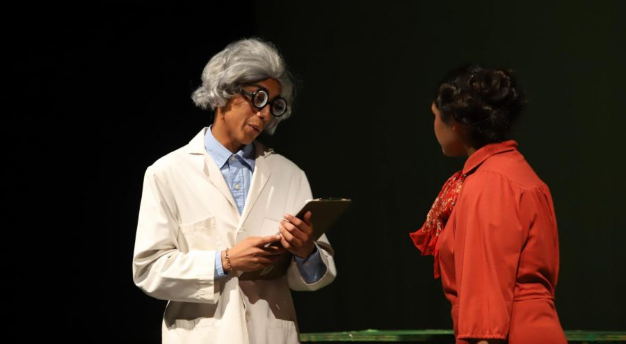 Theater to Host One-Act Performance This Tuesday