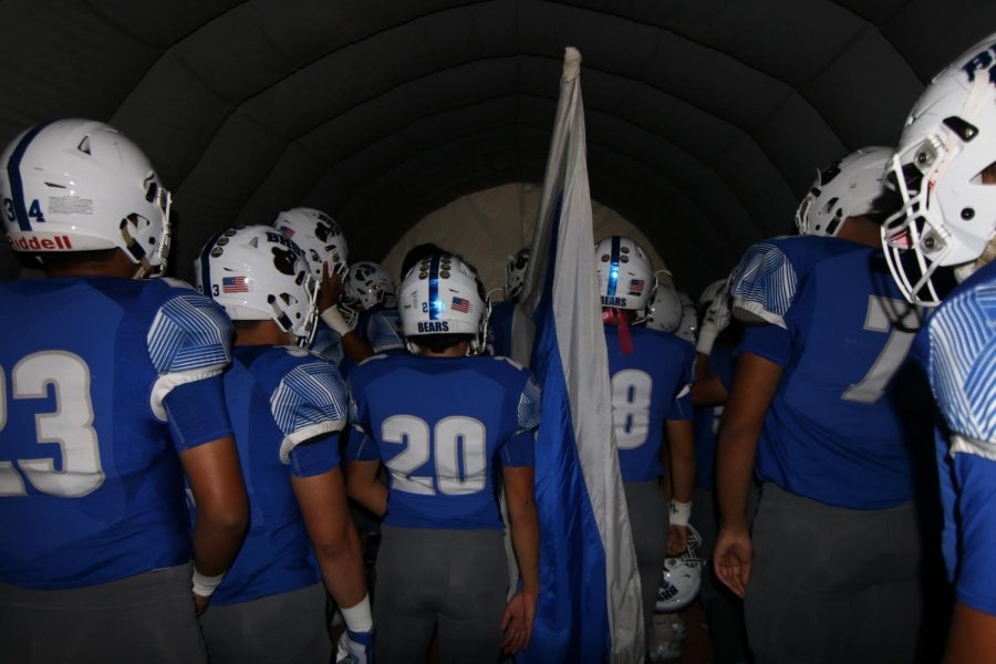 Bowie Falls to Burges 42-18 on the Road
