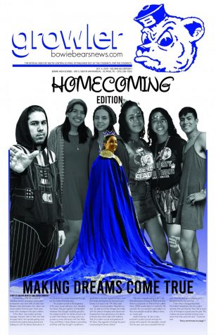 Homecoming Edition – Vol. 88, Edition 1