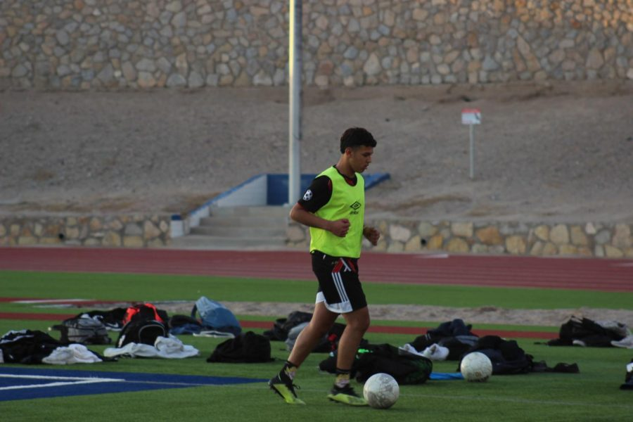 Tryouts For The Upcoming Soccer Season