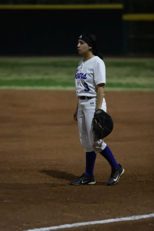 Softball vs San Eli