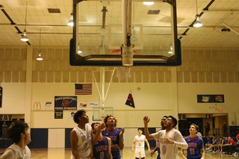Boys Basketball Outplaying Irvin