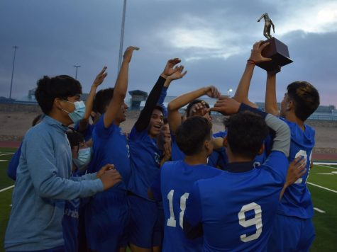Boys soccer team reflects on successful season
